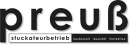 Stuckateur Preuss | Wendlingen – Wärmedämmung, Energieberatung, Trockenbau, Putz und Sanierung Logo